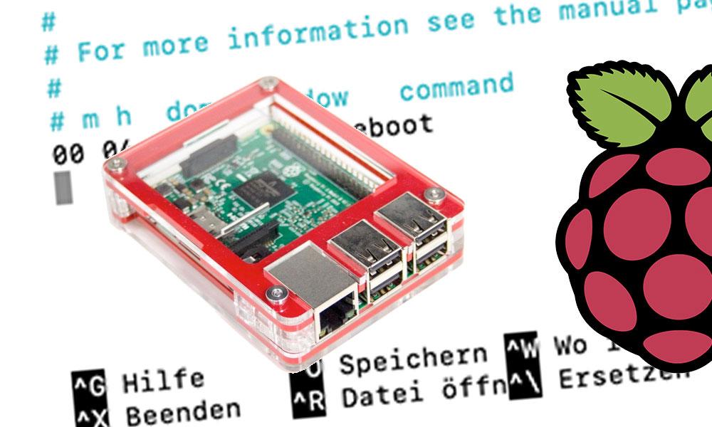 Wie dein Raspberry Pi täglich automatisch einen Neustart macht