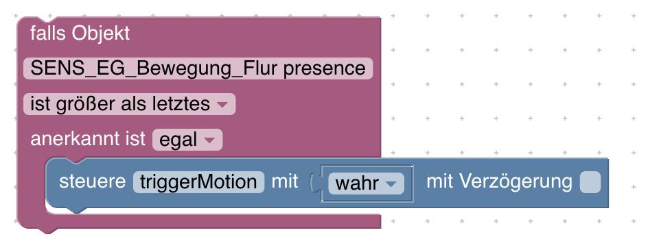 Wenn du deine ioBroker-Visualisierung über ein Android- oder Fire HD-Tablet ausgibst, erfährst du in diesem Artikel, wie du dieses bei Bewegung mit einem Bewegungsmelder automatisch ein- und ausschalten kannst.