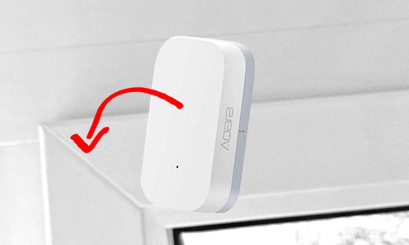 Ich finde, ein Smart Home ist richtig smart, wenn man Aktoren und Sensoren nicht sieht. Daher erfährst du in diesem Artikel, wie du den weit verbreiteten Aqara Fenstersensor versteckt einbauen kannst.