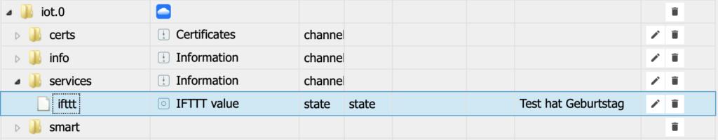 Solltest du deine Kontakte mit Google synchronisieren, werden dir automatisch deren Geburtstage in deinem Google Kalender angezeigt. Wie du diese nun im ioBroker oder deiner VIS verwenden kannst, zeige ich dir in diesem Artikel.