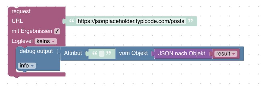 Wie du Werte aus einem eindimensionalen und einem mehrdimensionalen JSON-Array mit Blockly parsen und verarbeiten kannst, zeige ich dir in diesem Artikel.